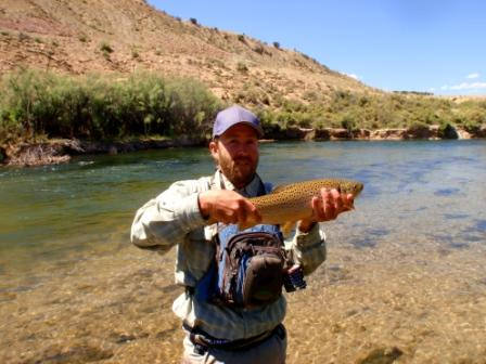 Park city fly fishing guide rates package rates prices for Park city fly fishing